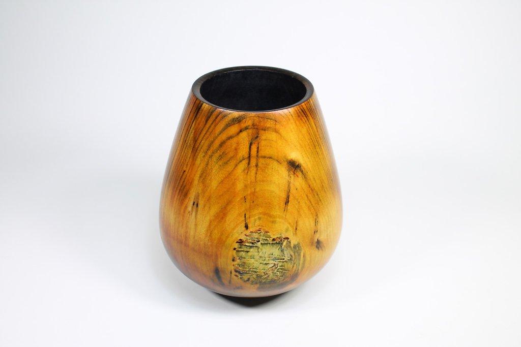 Vase aus Esche